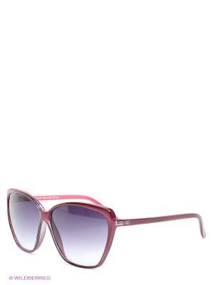 Солнцезащитные очки Franco Sordelli. Цвет: фиолетовый