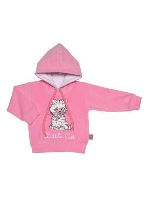 Джемпер Кошки Мышки. Цвет: розовый
