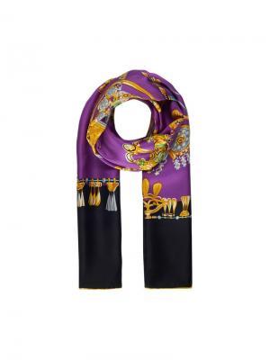 Платок Sabellino. Цвет: фиолетовый