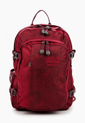 Рюкзак Jack Wolfskin. Цвет: бордовый