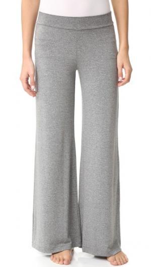 Пижамные брюки So Fine Only Hearts. Цвет: серый камень