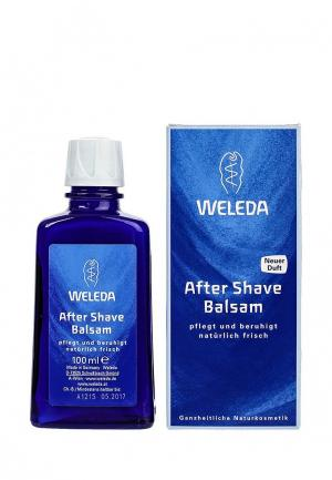 Бальзам после бритья Weleda