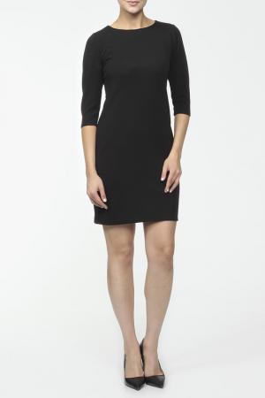 Платье WOLF EMPIRE. Цвет: черный