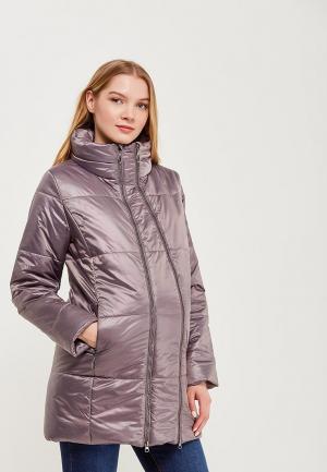 Куртка утепленная Budumamoy. Цвет: серый