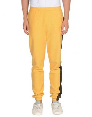 Повседневные брюки BULK. Цвет: желтый