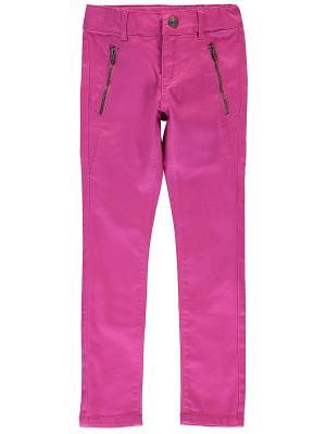 Джинсы NAME IT. Цвет: розовый