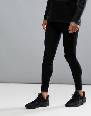 Craft Черные леггинсы Sportswear Active Intensity 1905340-99900. Цвет: черный