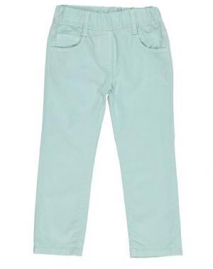 Повседневные брюки EDDIE PEN. Цвет: небесно-голубой