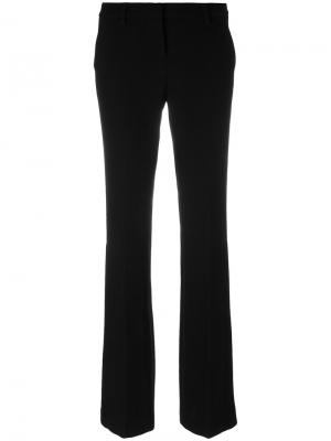 Расклешенные брюки LAutre Chose L'Autre. Цвет: чёрный