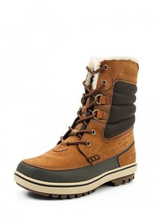 Ботинки Helly Hansen. Цвет: коричневый