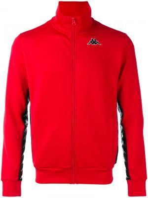 Спортивная куртка Kappa Gosha Rubchinskiy. Цвет: красный