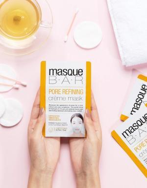 MasqueBAR Кремовая маска для очищения пор x3. Цвет: бесцветный