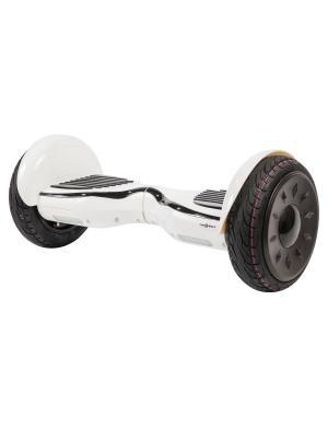 Гироскутер CarWalk Allroad, управлене с  телефона (Android, iOS). Размер колеса 10 дюймов.. Цвет: белый