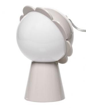 Настольная лампа QEEBOO. Цвет: голубиный серый