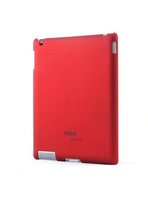 Чехол-панель для iPad 2 Belsis. Цвет: красный