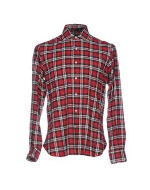 Pубашка ORIAN. Цвет: красный