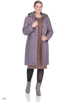Пальто MONTSERRAT. Цвет: сиреневый