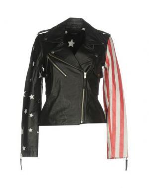 Куртка ODI ET AMO. Цвет: черный