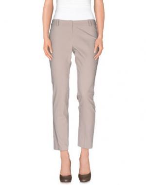 Повседневные брюки KAYLA. Цвет: песочный