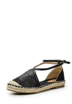 Туфли Coura. Цвет: черный