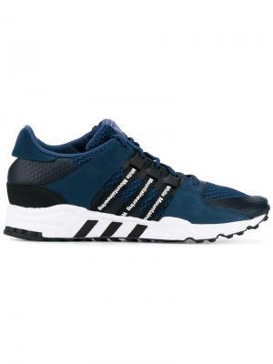 Кроссовки EQT Adidas By White Mountaineering. Цвет: синий