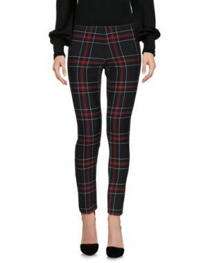 Повседневные брюки ANNARITA N TWENTY 4H. Цвет: красный