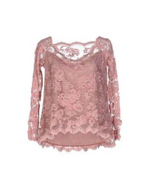 Блузка BALENSI. Цвет: розовый