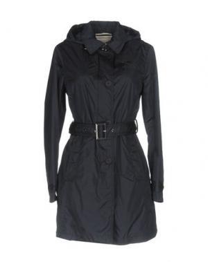 Легкое пальто JAN MAYEN. Цвет: темно-синий