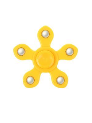 Спиннер Olere. Цвет: желтый, серебристый