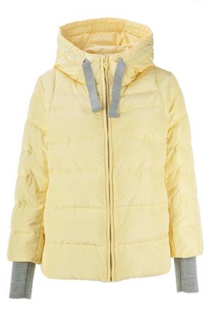 Куртка Bulmer. Цвет: желтый