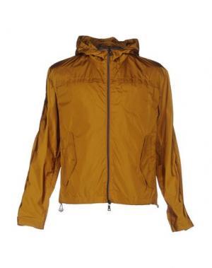 Куртка SEALUP. Цвет: охра