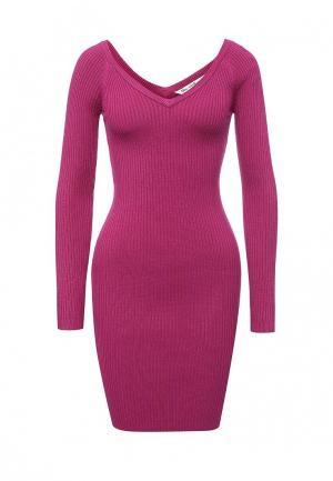 Платье Miss Selfridge. Цвет: фиолетовый