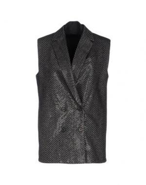 Пиджак BRUNELLO CUCINELLI. Цвет: черный