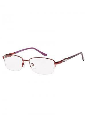 Очки -1,5/G1367-C12 Grand. Цвет: темно-бордовый, розовый