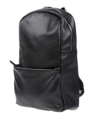Рюкзаки и сумки на пояс NAVA. Цвет: черный