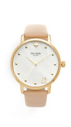 Часы Metro с монограммой Kate Spade New York