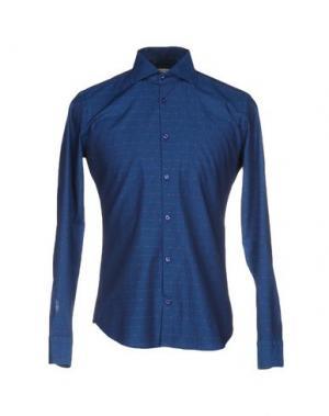 Pубашка MASSIMO BRUNELLI. Цвет: телесный