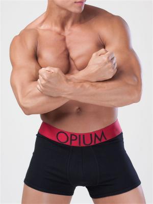 Трусы OPIUM. Цвет: черный