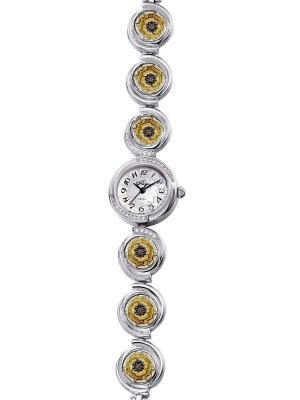 Часы Mikhail Moskvin. Цвет: серебристый, золотистый