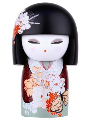 Кукла-талисман Кайо (Красота) Kimmidoll. Цвет: бордовый