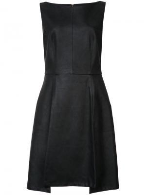 Расклешенное платье Gareth Pugh. Цвет: чёрный