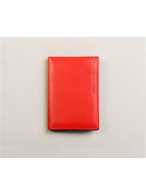 Бумажник водителя, Red Domenico Morelli. Цвет: красный