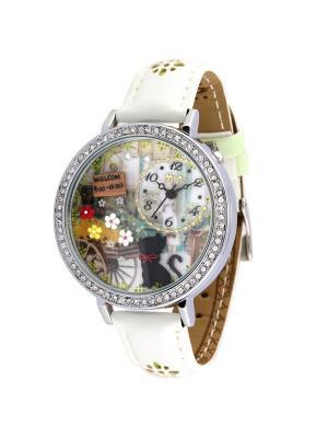 Наручные часы Mini.. Цвет: серебристый, белый