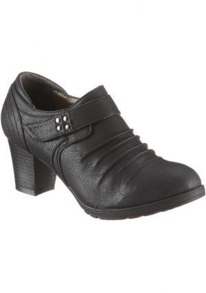 Туфли CITY WALK. Цвет: черный