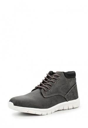 Ботинки Ellesse. Цвет: серый