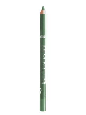 Карандаш для век водостойкий с витамином Е Super Smooth W/P&Longstay № 23 Seventeen.. Цвет: серо-зеленый, сиреневый