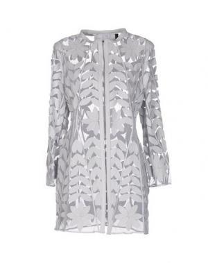 Легкое пальто CABAN ROMANTIC. Цвет: светло-серый