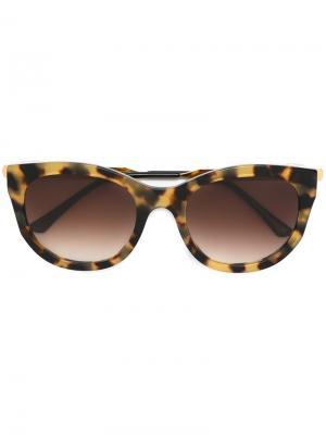 Солнцезащитные очки Lively Thierry Lasry. Цвет: жёлтый и оранжевый