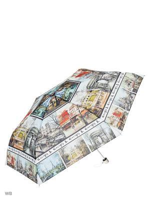 Зонт Paccia. Цвет: голубой