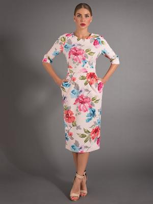 Платье Fashion.Love.Story.. Цвет: розовый